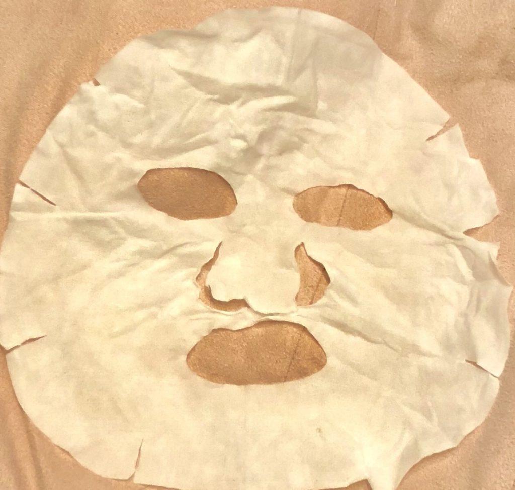 クオリティーファースト オールインワンシートマスク