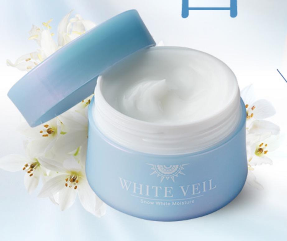 WHITE VEIL「白雪美白」