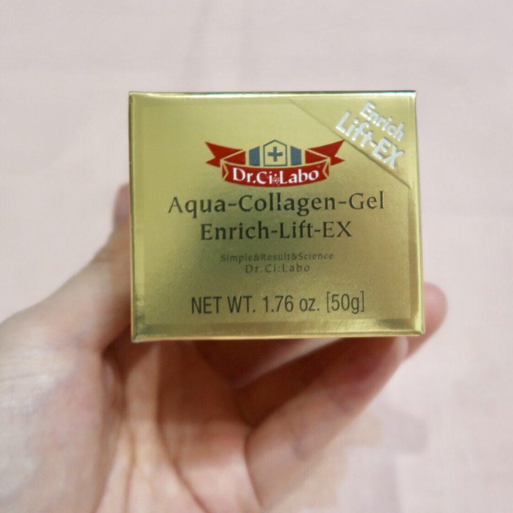 ドクターシーラボ アクアコラーゲンゲル エンリッチリフトEX
